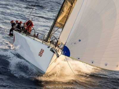 Farr 55 IRC built by Cookson HOLLYWOOD BOULEVARD