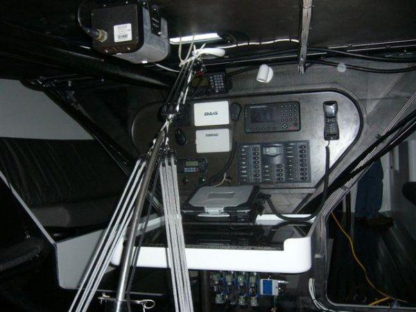 Farr 55 IRC built by Cookson HOLLYWOOD BOULEVARD