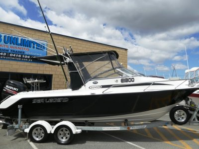 Whittley Sea Legend 2200 DELUXE CRUISER / ALLROUNDER FOR SALE VERY STYLISH!