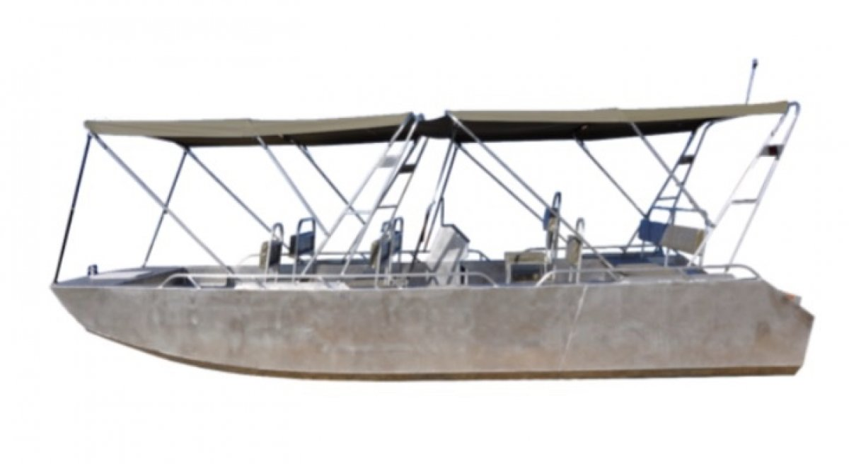 NEW BUILD - 7.1m Aft Console Workboat