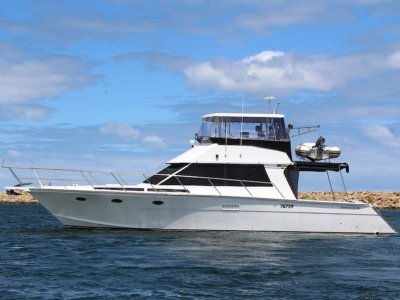 Thomascraft 4500 Flybridge Ext to 48'