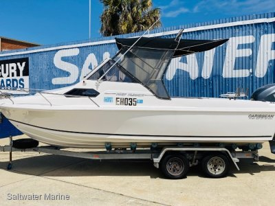 Caribbean Reef Runner The boat that does it all.. 1 owner from new!