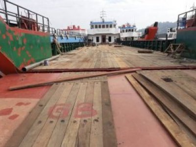48m Landing Craft with 600 tons Cargo