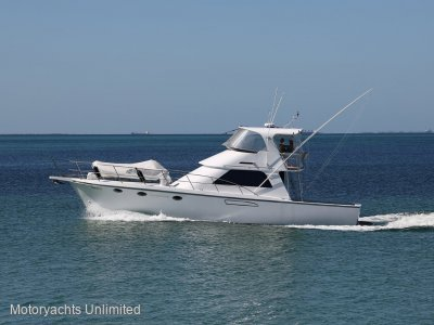 Precision 50 Flybridge Convertible - Awesome boat with major upgrades