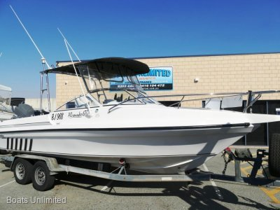 Commodore All Rounder 670 GREAT FAMILY PACKAGE WITH 4 STROKE!