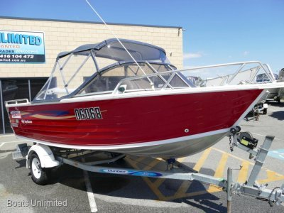 Stacer 480 Bay Master GREAT FAMILY PACKAGE WITH 4 STROKE!