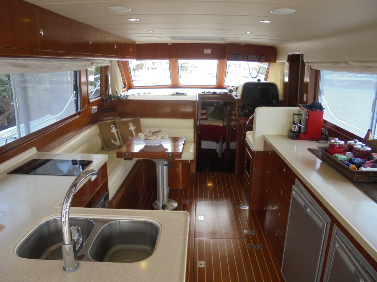 Integrity 440 Sedan - 2015 MY