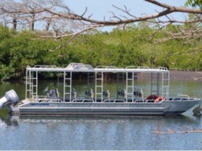 9m Alloy Tourist Boat