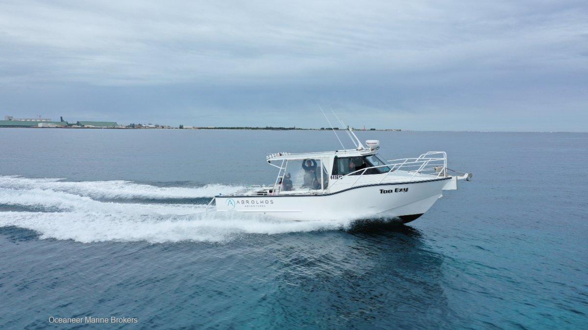 Jackman 9.0 Hardtop Fishing and Charter