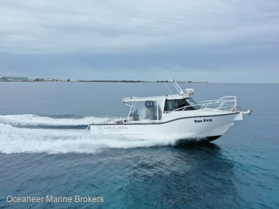 Jackman 9.0 Hardtop Fishing and Charter