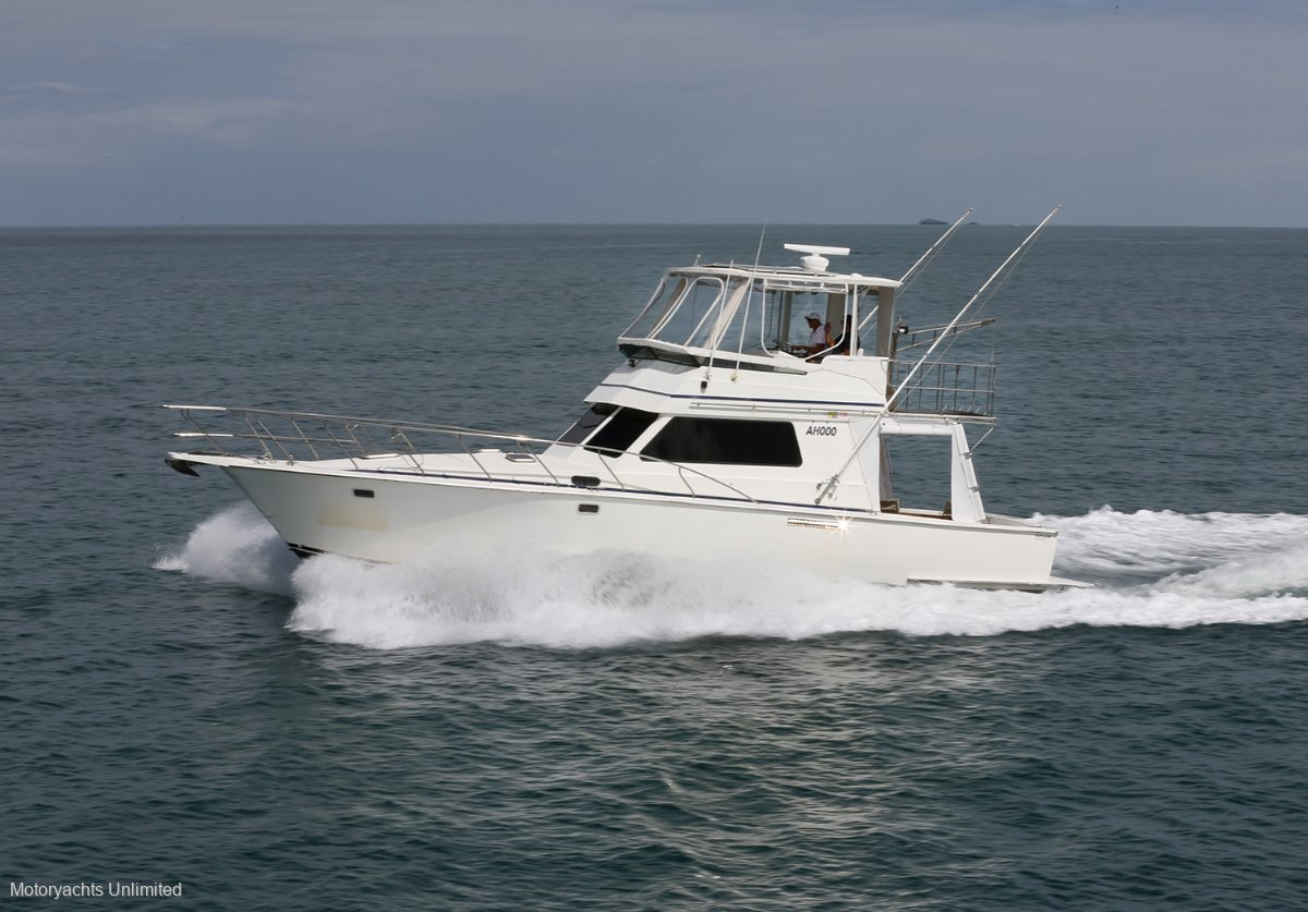 Roberts 45 *** Big family boat, great value ***