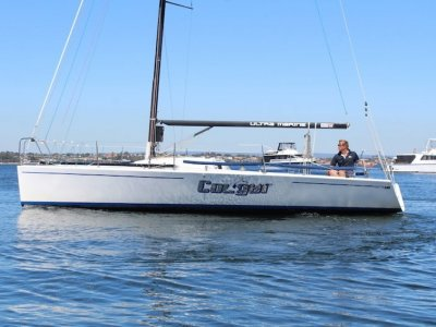 Farr 30 / Mumm 30 Fast fun racing machine