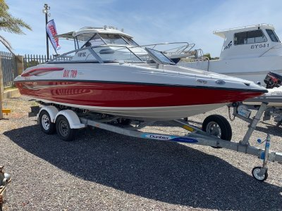 Crownline 19 SS Bow Rider Only 135 hours!!