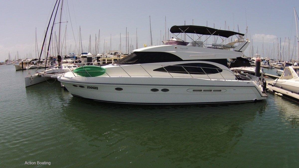 Dyna 55 Motor Yacht