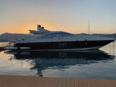27m Motoryacht