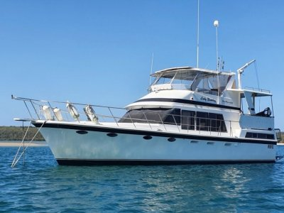 Sea Ranger 47 After Cabin Flybridge Cruiser