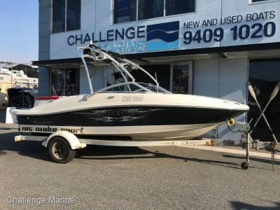 Sea Ray 185 Sport Wake special