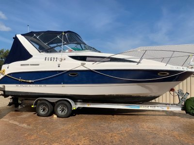 Bayliner 2855 Ciera Only 50 hours on Fully reconditioned motor