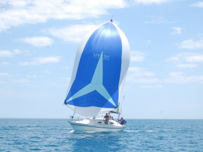 Viking 30 - Hillarys Yatch Club pen available with this boat
