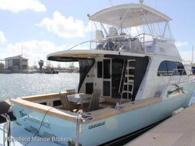Bertram 45 Flybridge