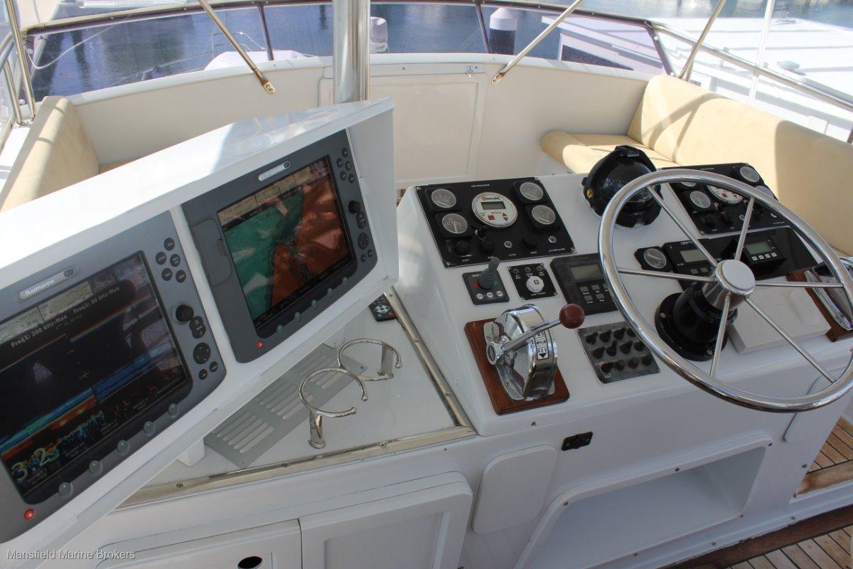 Bertram 45 Flybridge