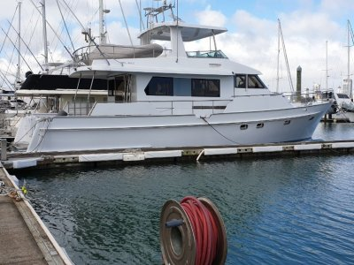 Ganley 17.5 Motor Yacht