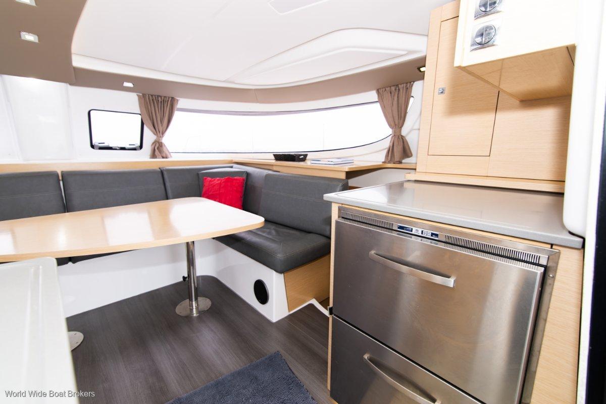 Fountaine Pajot Lipari 41 Evolution - 4 Cabin 2 Head never been in charter!!