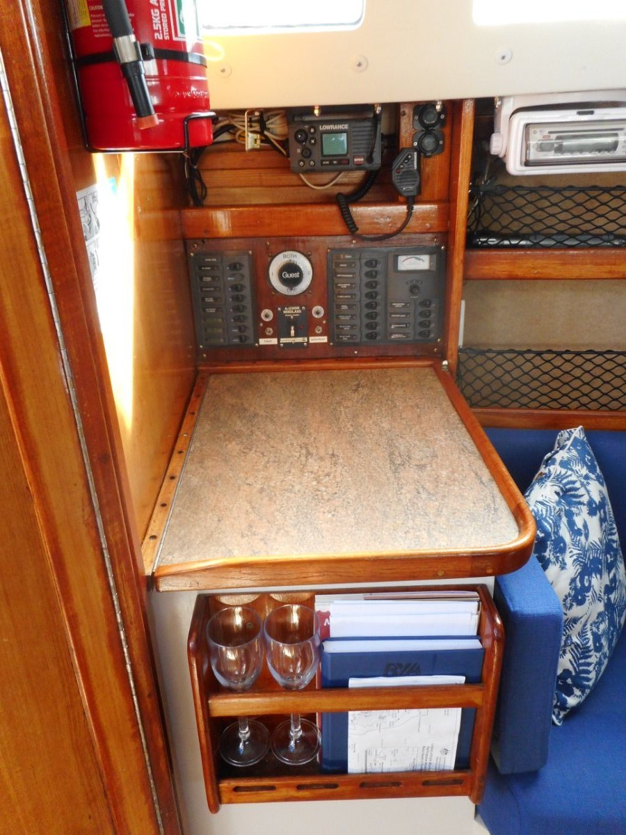 Catalina 28 Shallow Draft Wing Keel