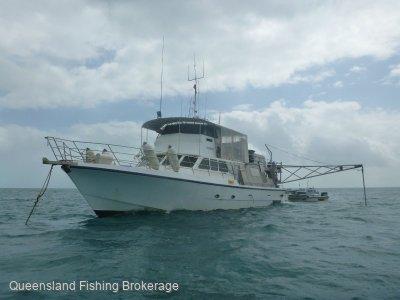 LV308 - $160,000 Glass Fishing Vessel