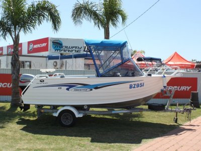 Trailcraft 475 Freestyle Runabout