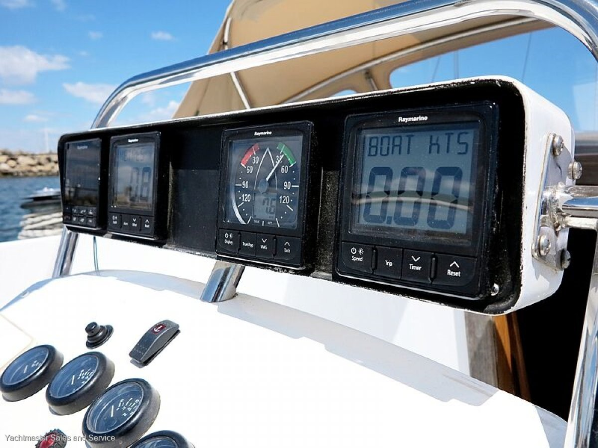 Bowman 47 Centre Cockpit live aboard blue water cruiser