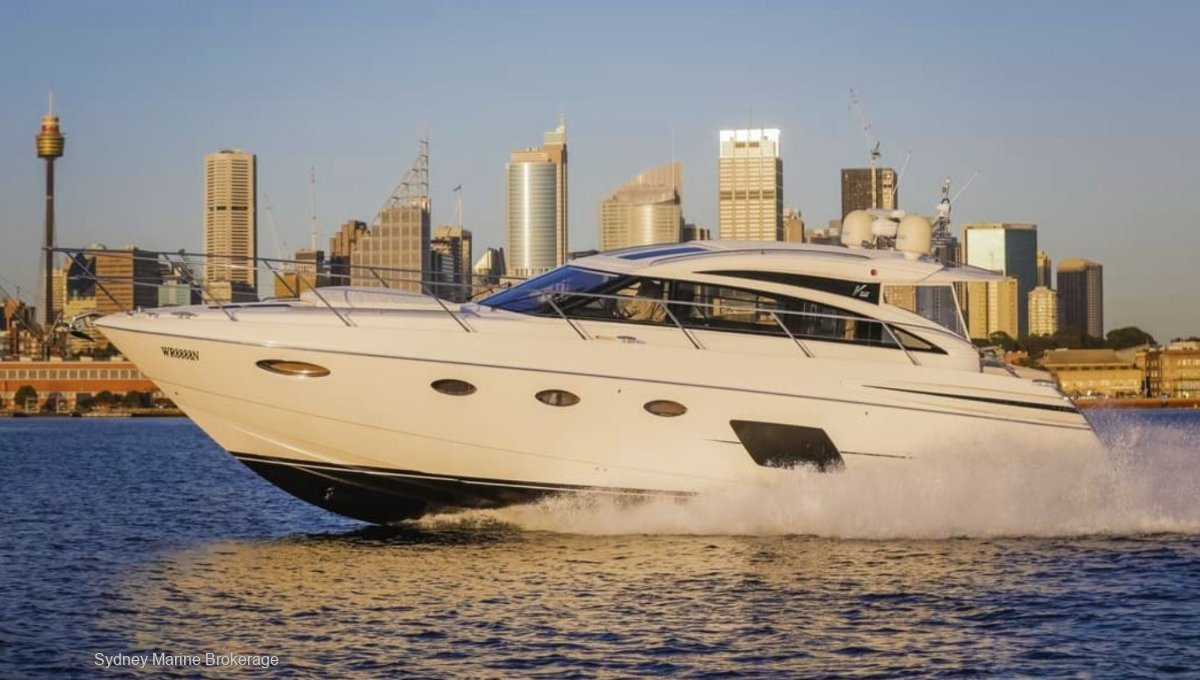 Princess V52 - Instructions to Sell!