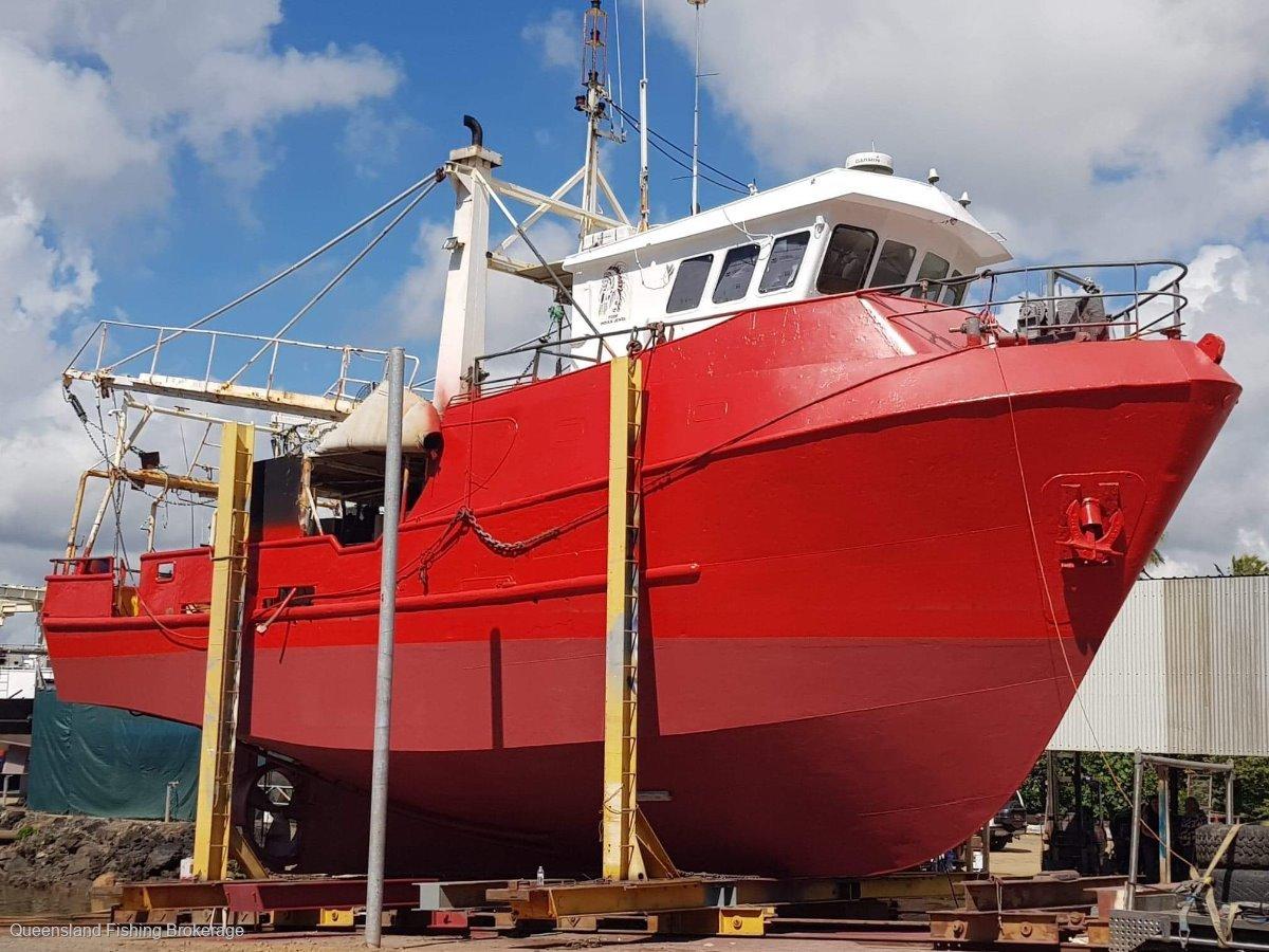 LV292 - Commercial Trout Vessel