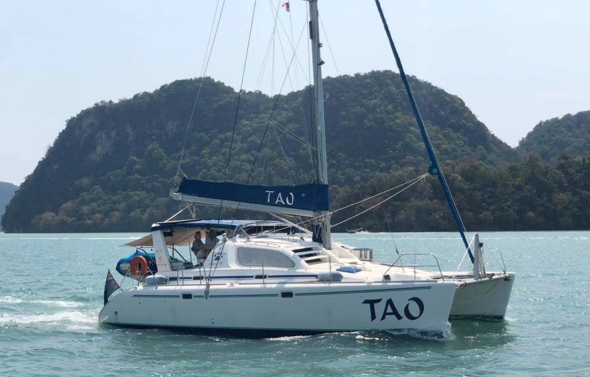 Leopard Catamarans 38 for Sale in Langkawi:Leopard 38 for sale Langkawi Malaysia