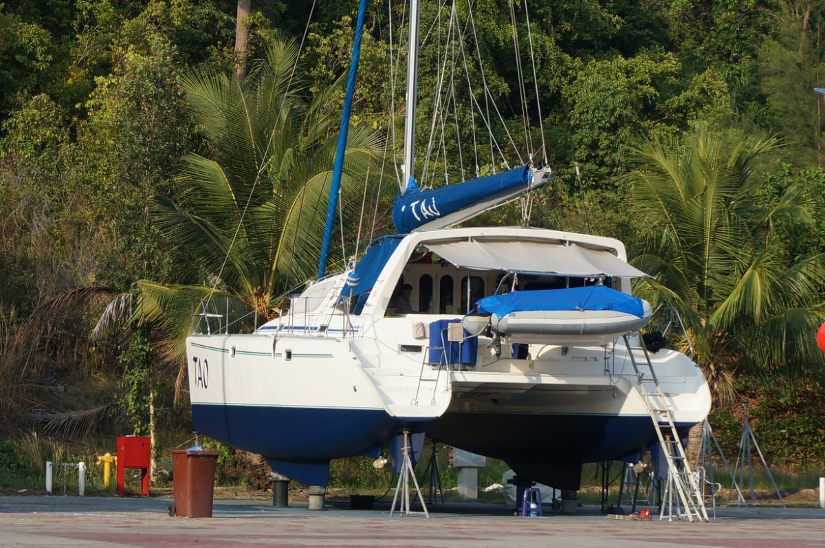 Leopard Catamarans 38 for Sale in Langkawi