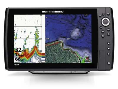 NEW HUMMINBIRD HELIX 12 CHIRP / DI / GPS - G2N - ONE ONLY = $ 2,300.00