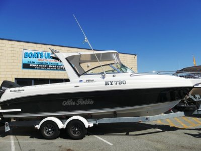 Northshore 760 HP FAMILY FISHING ALLROUNDER BOAT FOR SALE- Click for more info...