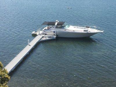 Sea Ray 450DA