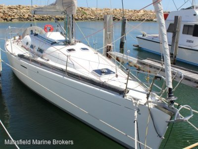 Beneteau First 40.7 Cruiser/Racer