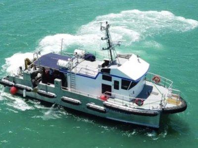 19.5m Offshore Dive Support Catamaran