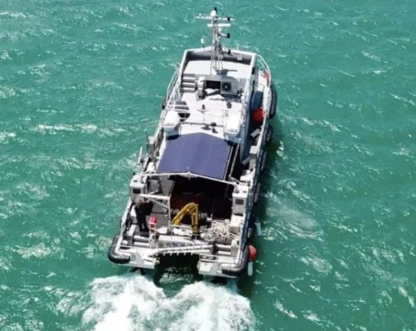 19.5m Offshore Dive Support Catamaran