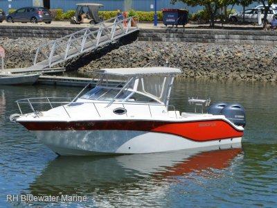 Sea Fox 256 Walkaround