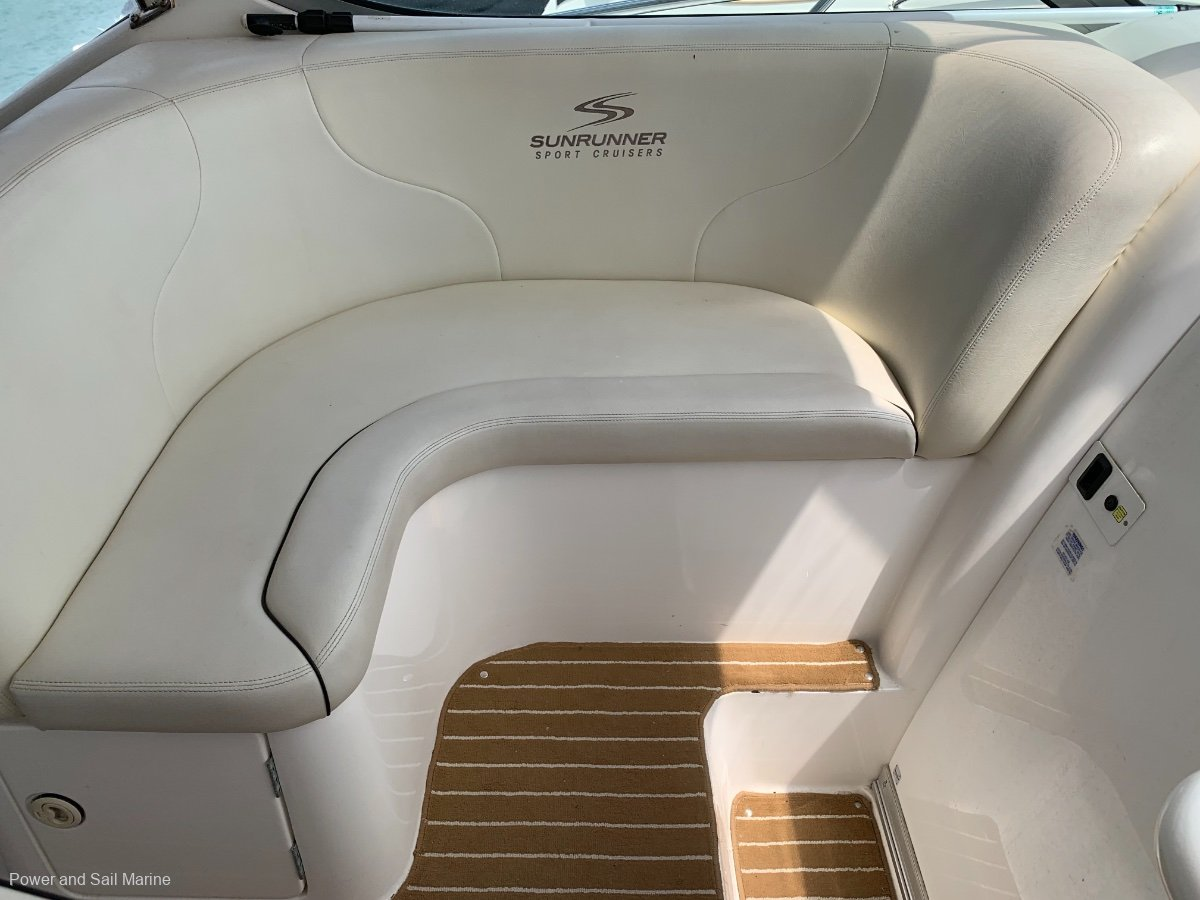 Sunrunner 3300 Deluxe Australian built with V8s and Hardtop