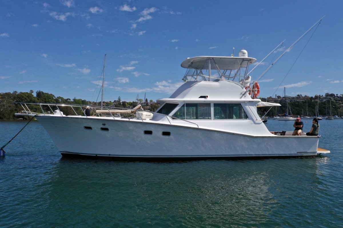 Business For Sale Cresta 46ft In Survey (1E & 2C)