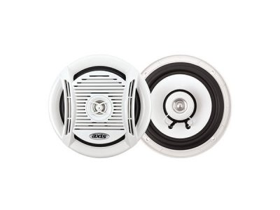 "AXIS MA6502 6.5"" ROUND FLUSH MOUNT SPEAKERS - $ 59.00 A PAIR"