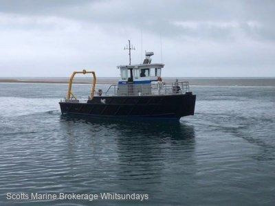 Custom Tug Work Boat
