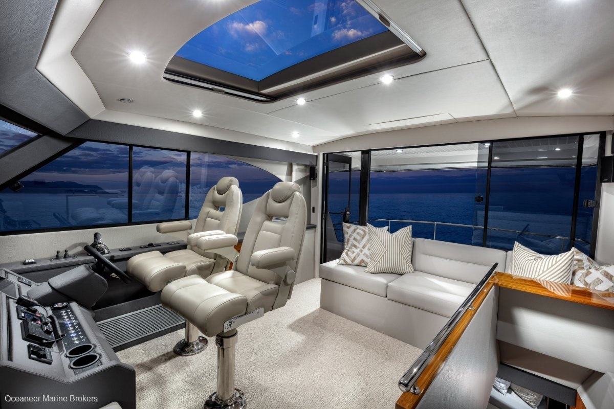 Maritimo M51 Cruising Motoryacht - Order Now for Summer Delivery