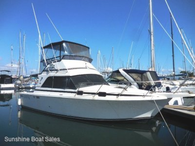 Bertram Caribbean 31 Flybridge Cruiser
