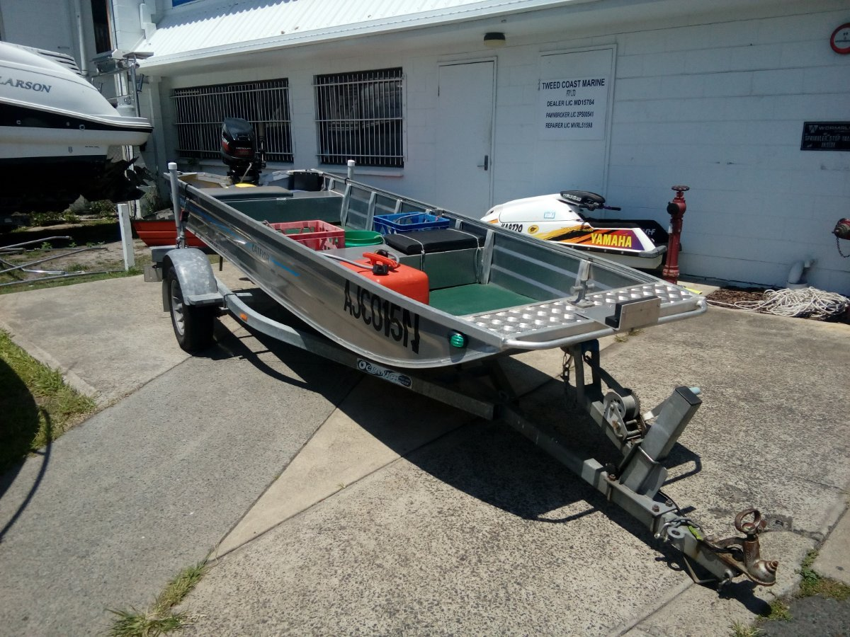 Used Bluefin 4 20 Catfish For Sale Boats For Sale Yachthub