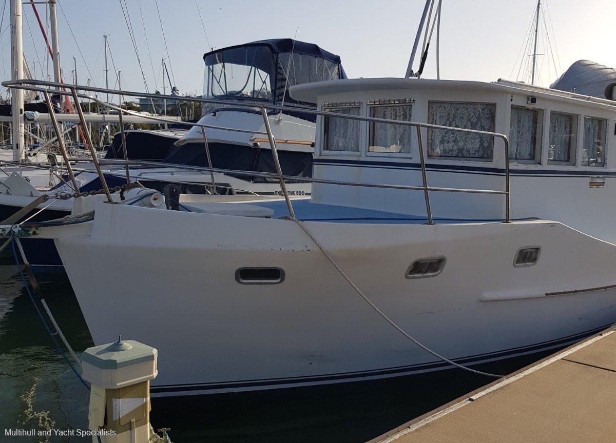 Bay Cruiser 32